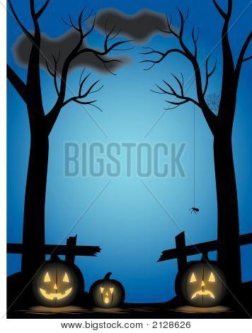 Halloween Forest.Ai