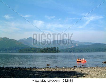 Derwent Water Summer