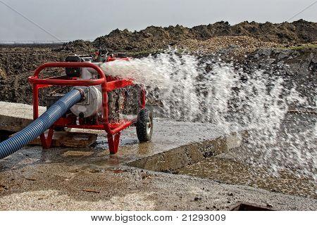 Industrial Water Pump