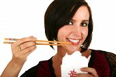 stock photo of chinese food  - skin was smoothen no noise reduction used - JPG
