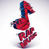 rap poster