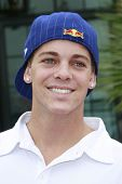 PALOS VERDES, CA - JUL 29: Ryan Sheckler at the Ryan Sheckler X Games Celebrity Skins Classic at the