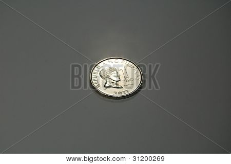 One Peso Coin-1