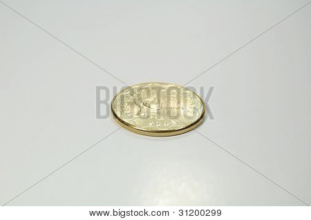 Five Peso Coin-3