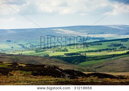 The Pennines, Northumberland, England