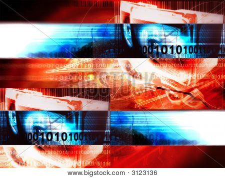 Matrix Binary 01V