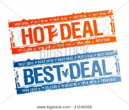 Best hot deal rubber stamps set.