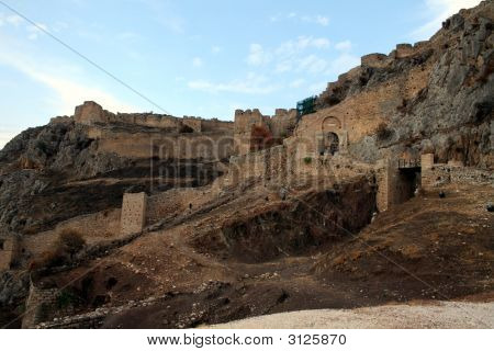 Acrocorinth Fortifications