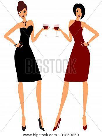 Red Wine Girls