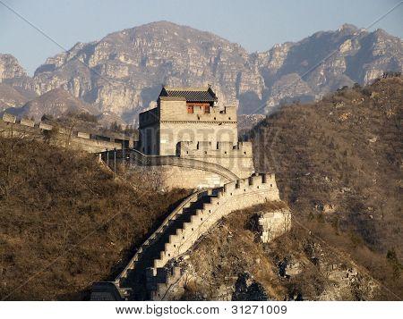 GREAT WALL OF CHINA - BADALING