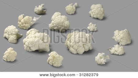 Cauliflower Pieces