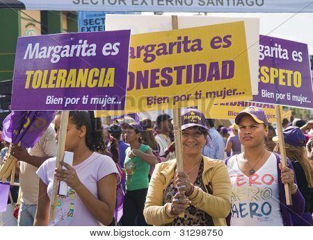 Dominican Rep. Elections Campaing 2012