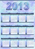 Постер, плакат: Календарь 2013