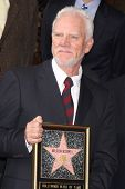 LOS ANGELES - MAR 16:  Malcolm McDowell at the Malcolm McDowell Walk of Fame Star Ceremony for The M