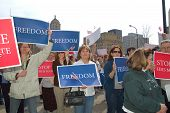 Stop HHS Mandate and Religious Freedom Rally