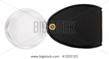 Magnifying glass for pocket