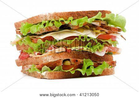 Tasty Sandwich