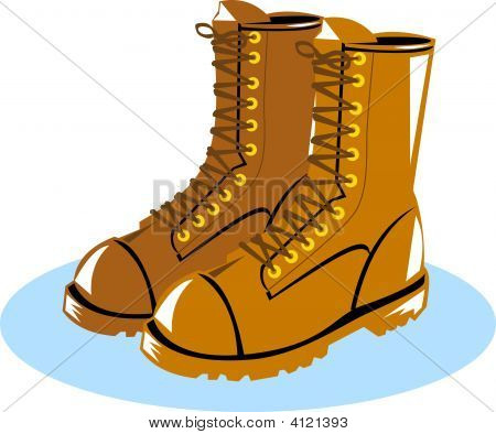 Power Lineman's Boots