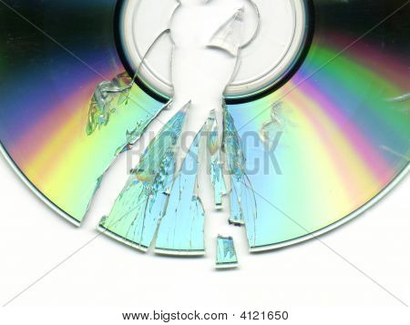 Broken Cd / Dvd