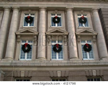 Six Wreaths