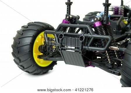Rc Radio Control Car Monster Truck