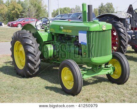 1950 John Deere Tractor
