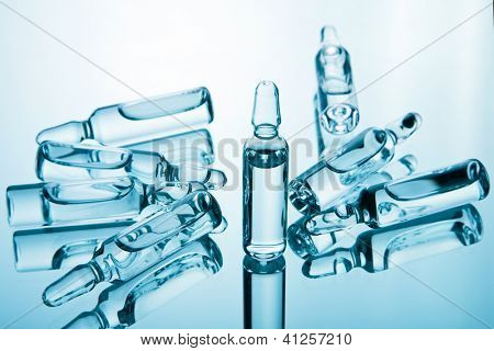 medical ampoules