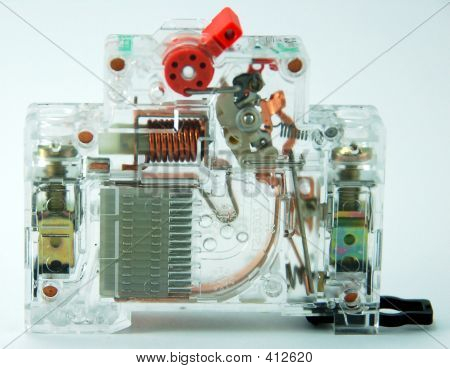 Transparent Circuit Breaker