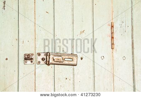 Old House Door.