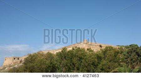 The Fortezza Castle Rethymnon
