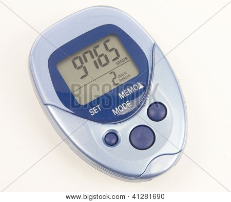 Isolated Pedometer