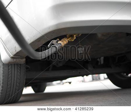 Car Lpg Refuel