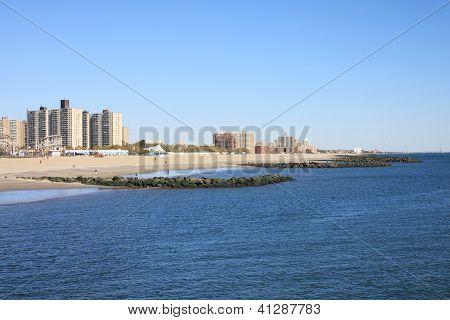 Conei Island Coast