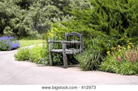 Nature - Country Bench