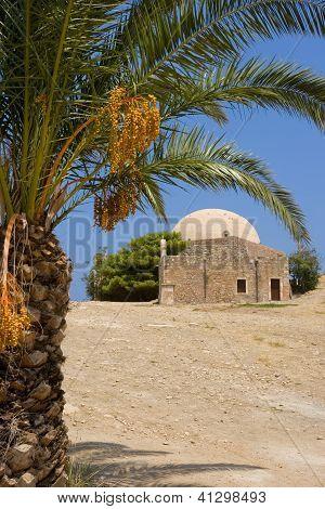 Old Mosque. Rethymno, Crete