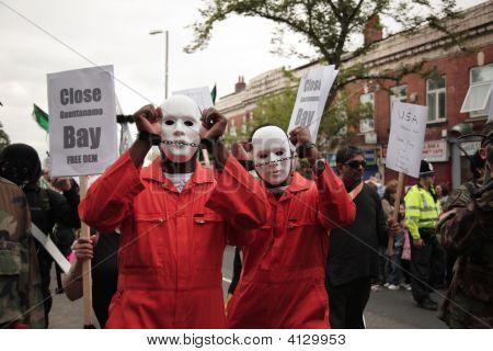Street Protestors