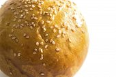 foto of sesame seed  - Homemade Sesame Seed Buns this bun is the perfect texture - JPG