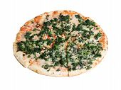 Thin Crust Pizza (clipping Path Included)
