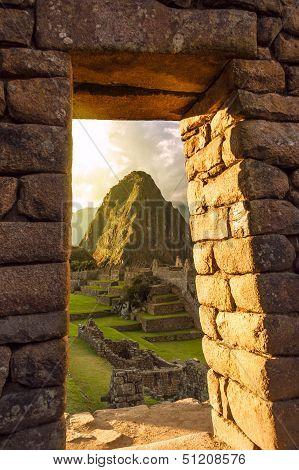 Machu Picchu, Peruvian Andes, Sacred Valley