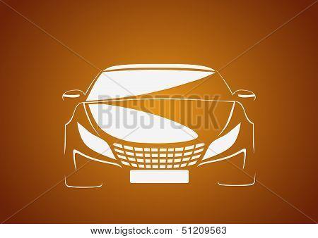 Auto in caramel