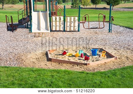 Playground Sandbox Toys Jungle Gym