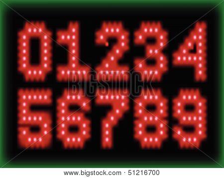 Light Number