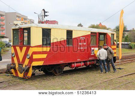 Rail Motor Coach