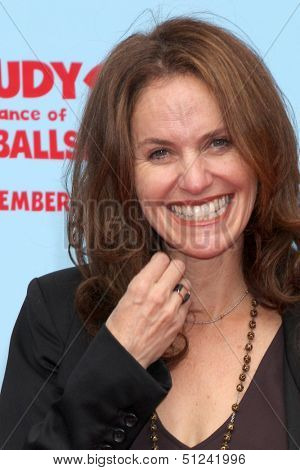 LOS ANGELES - SEP 21:  Amy Brenneman at the