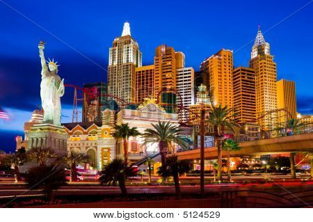 New York In Las Vegas