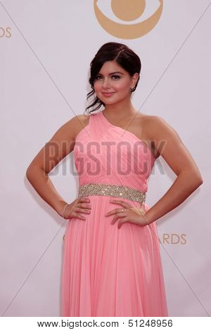 LOS ANGELES - SEP 22:  Ariel Winter at the  at Nokia Theater on September 22, 2013 in Los Angeles, CA