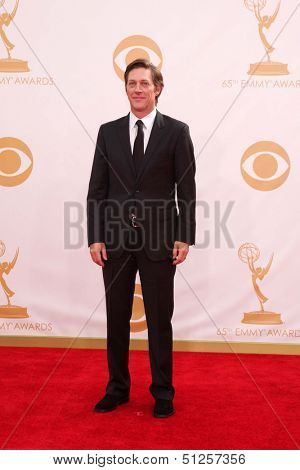 LOS ANGELES - SEP 22:  Kevin Rahm at the 65th Emmy Awards - Arrivals at Nokia Theater on September 22, 2013 in Los Angeles, CA