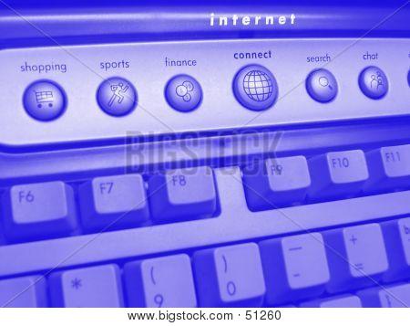 Keybpard - Internet Button
