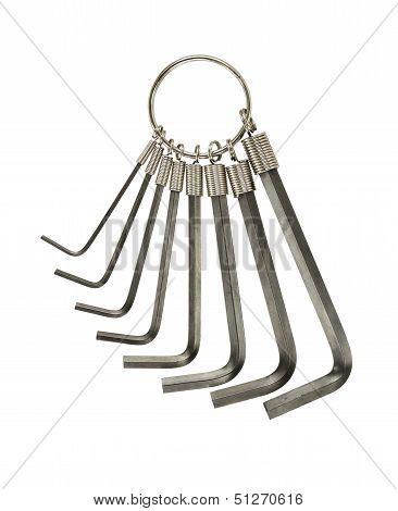 Allen Keys (hexagon Wrench)