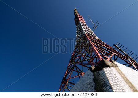 Discard Of Electronic Tower